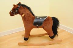 Cavallo di Rocknig Immagine Stock Libera da Diritti