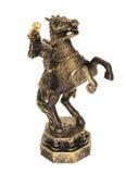 Cavallo di scacchi Fotografie Stock Libere da Diritti