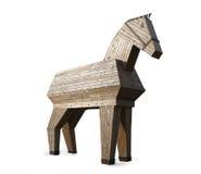 Cavallo di Troia Immagine Stock