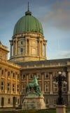 Cavallo e cupola Immagini Stock Libere da Diritti