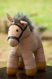 Cavallo molle del giocattolo Immagine Stock Libera da Diritti