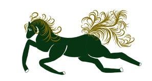 Cavallo piacevole Immagine Stock Libera da Diritti