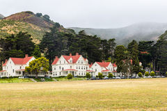 Cavallo Point - Fort Baker - Sausalito Royalty Free Stock Images