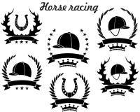 Cavallo Racing Fotografia Stock
