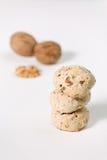 Cavallucci, galletas italianas típicas con la nuez y el frui escarchado Imagen de archivo libre de regalías