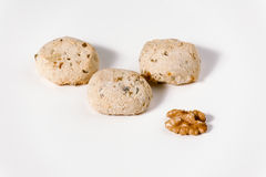 Cavallucci typical Italian cookies Stock Photography