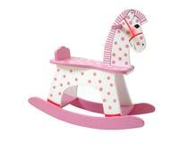 Cavalo balançando Imagens de Stock Royalty Free