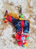 Cavalo da boneca Fotos de Stock