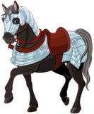 Cavalo de guerra Fotos de Stock