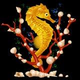 Cavalo de mar Fotos de Stock Royalty Free