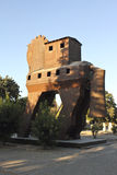 Cavalo de Troia_Trojan Fotos de Stock Royalty Free