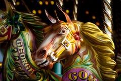 Cavalo do carrossel Imagem de Stock Royalty Free