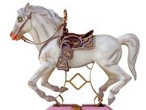 Cavalo do Merry-go-round Imagens de Stock
