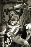 Cavalo do Merry-go-round Foto de Stock Royalty Free