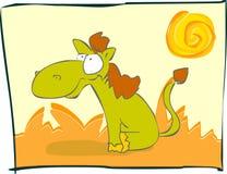Cavalo pequeno Ilustração Stock