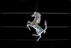 Cavalo prancing de Ferrari Imagens de Stock