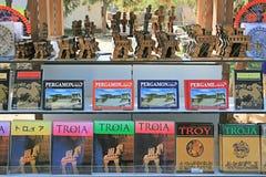 Cavalos Trojan imagem de stock