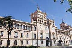 Cavalry Academy of Valladolid Stock Photo