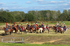 Cavalry Royalty Free Stock Images