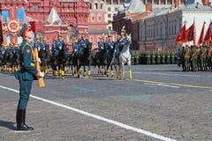 Cavalry Royalty Free Stock Photos