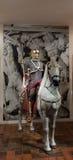 Cavalryman romano 1 Imagen de archivo libre de regalías