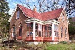 Cavanaugh-Zetek House Stock Image