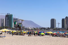Free Cavancha Beach In Iquique, Chile Royalty Free Stock Images - 51763739