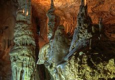 Cave 3 Royalty Free Stock Image