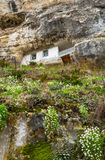 Cave abode Stock Photo