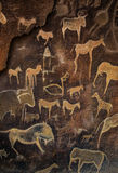 Cave Art Royalty Free Stock Image