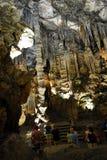 Cave of Arta. Near Canyamel, Mallorca (Cuevas de Arta Royalty Free Stock Image