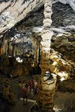 Cave of Arta. Near Canyamel, Mallorca (Cuevas de Arta Royalty Free Stock Photo