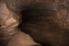 Cave Astrakhan Royalty Free Stock Photography