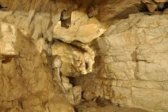 Cave background Stock Images