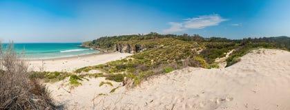 Cave Beach Stock Photo