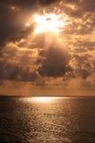 Cave Beach Club,蒙特哥贝,牙买加医生的 库存照片