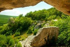Cave City Royalty Free Stock Photos