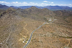 Cave Creek Parkway Stock Images