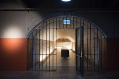 Cave d'échantillon de vin images stock