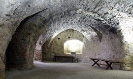 Cave de brique photographie stock libre de droits