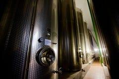 Cave de vigne image libre de droits