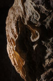 Cave details royalty free stock images