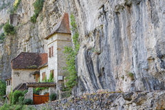 Cave dwelling houses Royalty Free Stock Photo