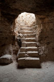 Cave Entrance Royalty Free Stock Photo