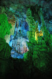 Cave in Guilin, China Stock Image