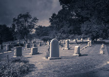 Cave Hill Cemetery Kentucky Stock Photography