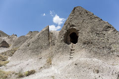 A cave house in Cappadocia, Nevhehir, Turkey Stock Photography