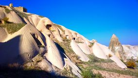the cave house in goreme  cappadocia turkey Stock Images