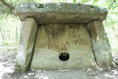 Cave house Stock Photos