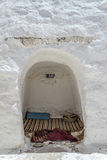Cave house Tunisia Royalty Free Stock Images